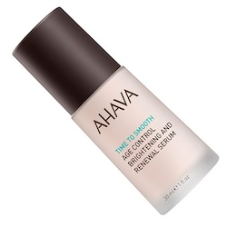 Ahava Age Control Bright & Renewal Serum 30ml