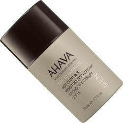 Ahava Men Age Control Moisturizing Cream SPF 15 - 50ml