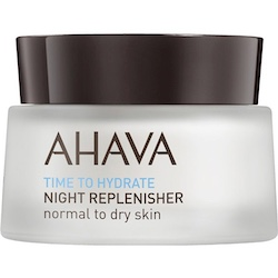 Ahava Night Replenisher (Normal to Dry skin) 50ml