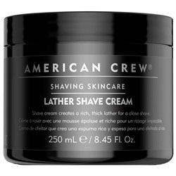 American Crew Shave Lather Cream 250ml