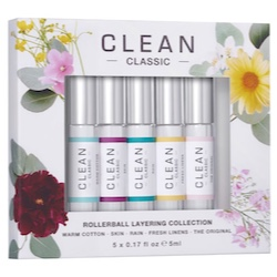 Clean Rollerball Layering Collection 5x5ml