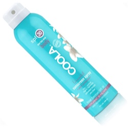 COOLA Classic Spray Sunscreen SPF30 Unscented 236ml