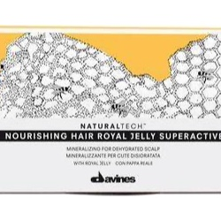 Davines Naturaltech Nourishing Hair Royal Jelly Superactive 6x8ml
