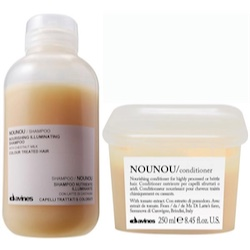 Davines NouNou Shampoo + Conditioner sampak