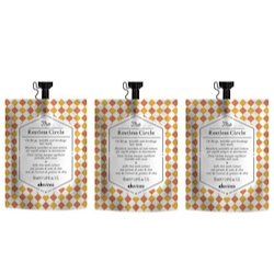 Davines The Restless Circle Hair Mask 50ml x 3