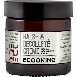 Ecooking Hals- og Decollete Creme 50 ml