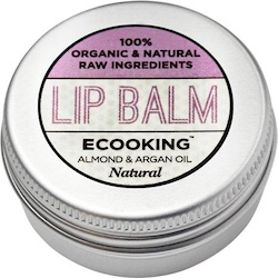 Ecooking Læbepomade Natural 15 ml