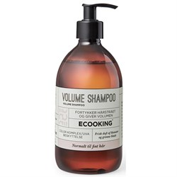 Ecooking Volume Shampoo 500ml