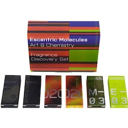 Escentric Molecules Fragrance Discovery Set - 6 x 2 ml