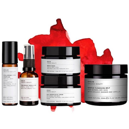 Evolve Beauty Facial in a Box Gift Set