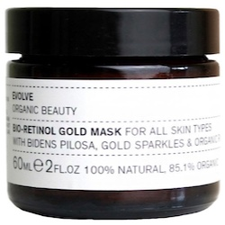 Evolve Beauty Bio-Retinol Gold Mask 60ml