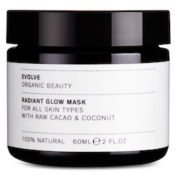 Evolve Organic Beauty Radiant Glow Mask 60 ml