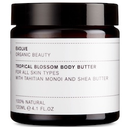 Evolve Organic Beauty Tropical Blossom Body Butter 120 ml