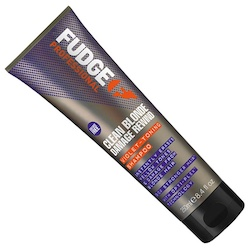 Fudge Clean Blonde Damage Rewind Violet Shampoo 300ml