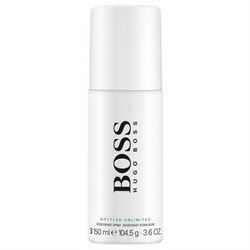 HUGO BOSS Bottled Unlimited Deodorant Spray 150ml