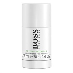 HUGO BOSS Bottled Unlimited Deodorant Stick 75ml