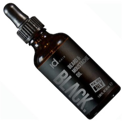 Id Hair Black Beard & Moustache Oil 50ml
