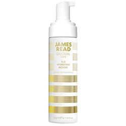 James Read H2O Hydrating Mousse 200ml