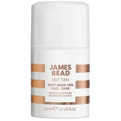 James Read Sleep Mask Face Tan Dark 50ml