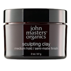 John Masters Sculpting Clay Medium Hold 57g