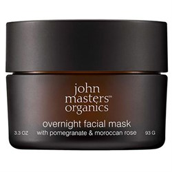 John Masters Overnight Facial Mask with Pomegranate 93g