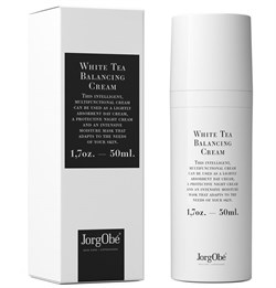 JorgObé White Tea Balancing Cream 50ml