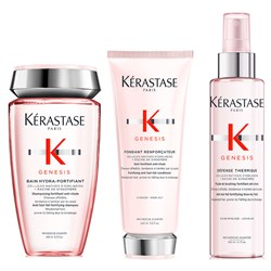 Kerastase Genesis Holiday 2020 Sampak