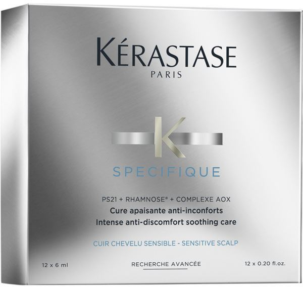 Kerastase Specifique Cure Apaisante 12*6ml