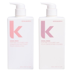 Kevin Murphy Angel Wash 500ml + Rinse 500ml