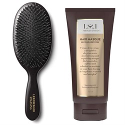 Lernberger Stafsing Brush Large + Hair Masque