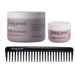 Living Proof Restore Mask 227g + 28g + Comb