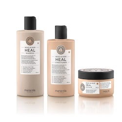 Maria Nila Head & Hair Heal Shampoo + Conditioner + Masque