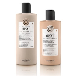 Maria Nila Head & Hair Heal Shampoo 350ml + Conditioner 300ml