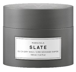 Maria Nila Slate Quick Dry Wax 100ml