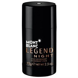 Mont Blanc Legend Night Deo Stick 75gr