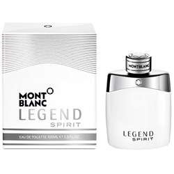 Mont Blanc Legend Spirit Eau det Toilette 100ml