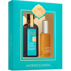 Moroccanoil 10 Years Special Edition - Oil 100ml + Dry Body Oil 50ml