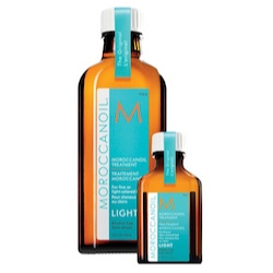 Moroccanoil Treatment Oil Light 100ml + 25ml