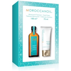 Moroccanoil Treatment 100 ml + Hand Cream 75 ml
