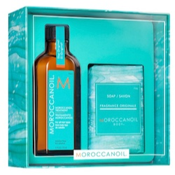 Moroccanoil Cleanse & Style Duo
