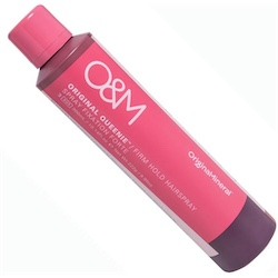 O&M Original Queenie Firm Hold Hairspray 328ml