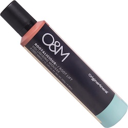 O&M Rootalicious Root Lift Volumising Mousse 300ml