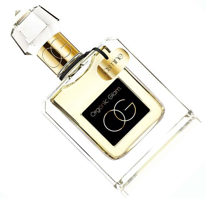 organic glam jasmine eau de parfum 100 ml 699 fri fragt. Black Bedroom Furniture Sets. Home Design Ideas