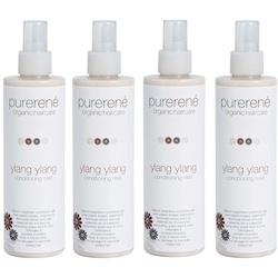PureRene Ylang Ylang Conditioning Mist 250ml | 4 stk