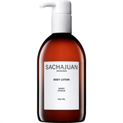Sachajuan Body Lotion Shiny Citrus 500ml
