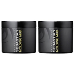 Sebastian Molding Mud 75ml x 2
