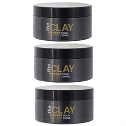 The Clay 100ml x 3