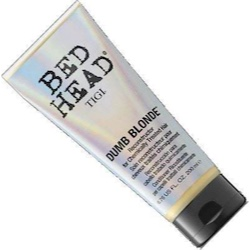 Tigi Bed Head Dumb Blonde Conditioner 200ml - Gratis Fragt