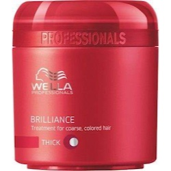 Wella Brilliance Color Treatment Thick 150 ml