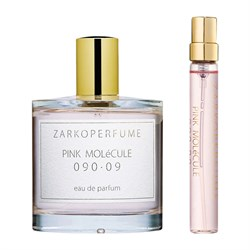 Zarkoperfume Pink Molecule Twin Set 2020 - 100ml + 10ml
